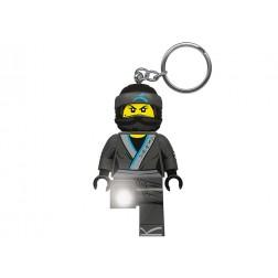 Breloc cu lanterna LEGO Ninjago Nya (LGL-KE108N)