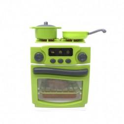 Jucarie pentru copii Aragaz cu cuptor si accesorii