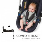 Scaun Auto si Baza Comfort Fix Set - Hauck