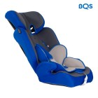 BL123B Scaun auto 9-36 kg Tinno Blue, BQS