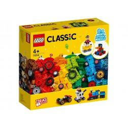 LEGO Caramizi si Roti