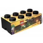 Cutie depozitare LEGO Batman 2x4 negru (40041756)
