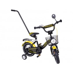 Bicicleta copii MyKids Toma Exclusive 1205 Yellow
