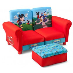 Canapea 3 in 1 Disney Mickey Mouse