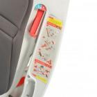 Scaun auto copii Cangaroo Brave 0-25 kg Gri