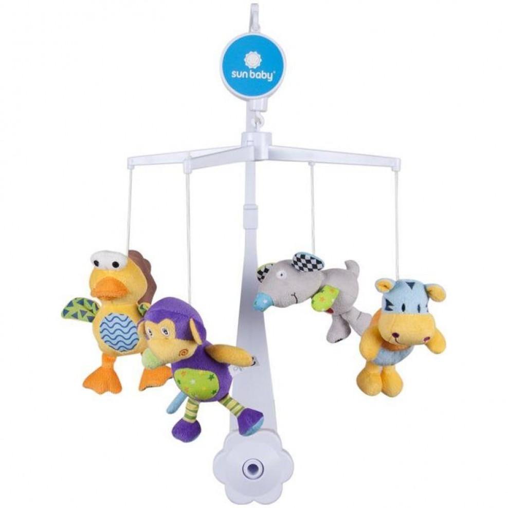 Carusel muzical Dream 3 pentru copii - Sun Baby