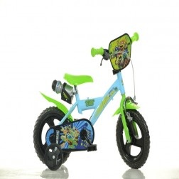 Bicicleta Ninja 12 - Dino Bikes-123HSH
