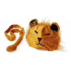 Set accesorii deghizare Leu
