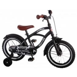 Bicicleta pentru baieti 14 inch, cu roti ajutatoare, Volare Yipeeh