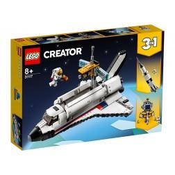 LEGO Aventura cu Naveta Spatiala