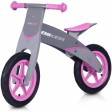 Bicicleta din lemn Biker Roz - Easy Go