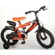 Bicicleta copii Volare Sportivo Portocaliu, 14 inch