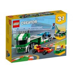 LEGO Trasportor masini de curse