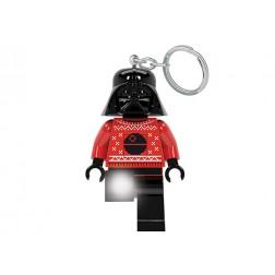 Breloc LEGO cu LED Star Wars - Darth Vader