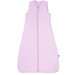 Sac de dormit Plain Pink 3-6 ani 0.5 Tog