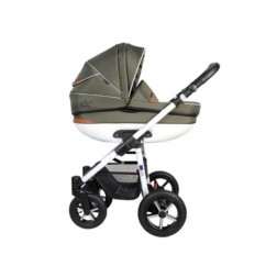 Carucior 3 in 1 Baby Boat Green Forest, MyKids