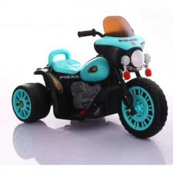 Motocicleta electrica 6V - albastra