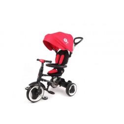 Tricicleta Rito Deluxe Rosie cu maner, parasolar si centuri