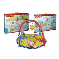 Covoras de joaca pentru bebelusi Baby Mix TB01917447