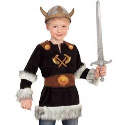 Costum pentru serbare Neinfricatul Viking 104 cm