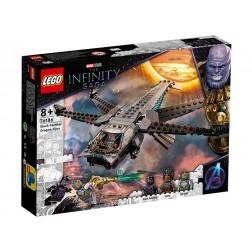LEGO Nava Dragon a lui Black Panther
