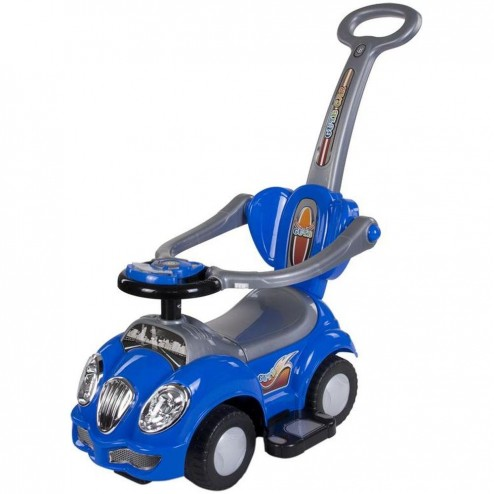 Masinuta Multifunctionala Elegance - Sun Baby - Albastru