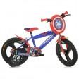 Bicicleta 14 Captain America - Dino Bikes-414CA