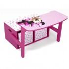 Mobilier 2 in 1 pentru depozitare jucarii Disney Minnie Mouse - Delta Children