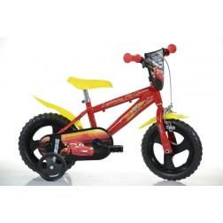 Bicicleta Cars 3 12 - Dino Bikes-412CS