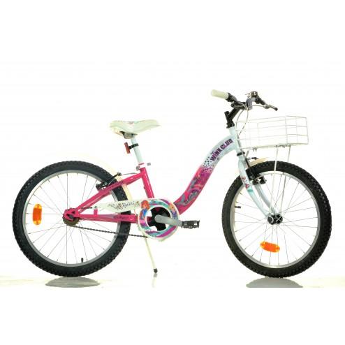 Bicicleta Winx 20 - Dino Bikes