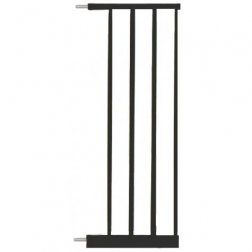 Extensie pentru poarta de siguranta metal negru 28 cm Noma