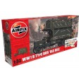Kit constructie Airfix WWI Ole Bill Bus Gift Set