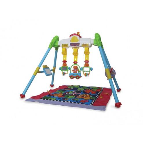 Bara de joaca si activitate pentru copii Cangaroo 3211