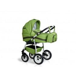 Carucior copii 3 in 1 MyKids Germany Verde