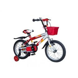 Bicicleta Pentru Copii MyKids Bike 16 Albastru