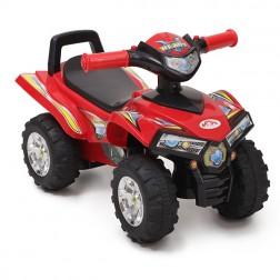 Masina de impins ATV 551 Rosu