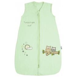 Sac de dormit Mint Owl 0-6 luni 2.5 Tog
