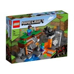 Lego Mina abandonata - Minecraft