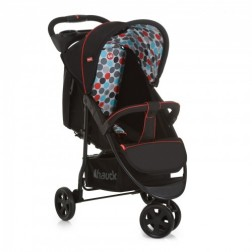 Carucior Vancouver FP Gumball Black