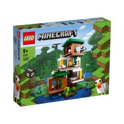 LEGO Casuta moderna din copac