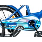 Bicicleta copii MyKids Toma Car Speed Blue 12
