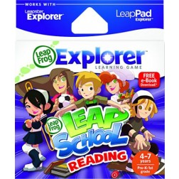 Soft educational LeapPad - Citirea