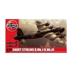 Kit constructie Airfix avion Short Stirling B.Mk.I/B.Mk.III