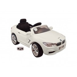 Masinuta Electrica Copii BMW UR-Z669R Alb