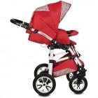 Carucior Flamingo Easy Drive 3 in 1 rosu - Vessanti