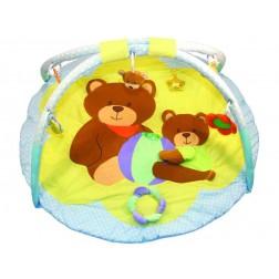 Covoras de joaca pentru bebelusi Baby Mix Q3162C