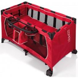 Esprit Set Calatorie - Nivel suplimentar +cutie pentru obiectele bebelusului - Basic Red - resigilat