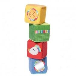 Jucarii - set de cuburi - Brevi Soft Toys