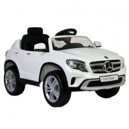 Masinuta electrica copii Mercedes-Benz GLA Class 12V cu telecomanda control parinti - Globo