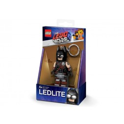 Breloc cu lanterna LEGO Movie 2 Batman (LGL-KE146)